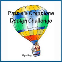 Pattie's Creations Design Challenges.