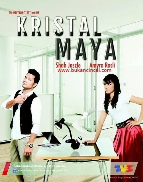 Sinopsis Drama Kristal Maya Samarinda TV3