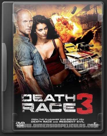 Death Race 3 Inferno (DVDRip Español Latino) (2013)