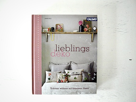 Lieblingsdeko sch ner wohnen mit kreativen ideen rosa p for Stoffe schoner wohnen