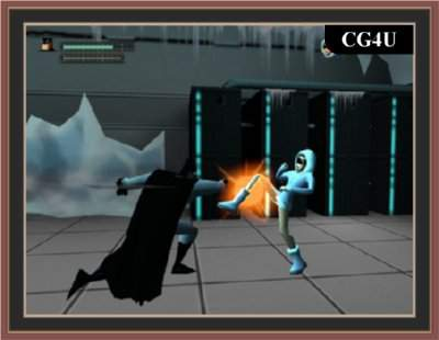Batman Vengeance Screenshots