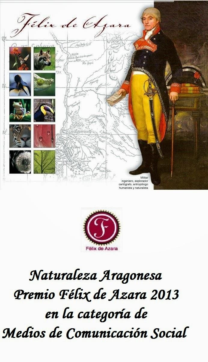 Premio Félix de Azara