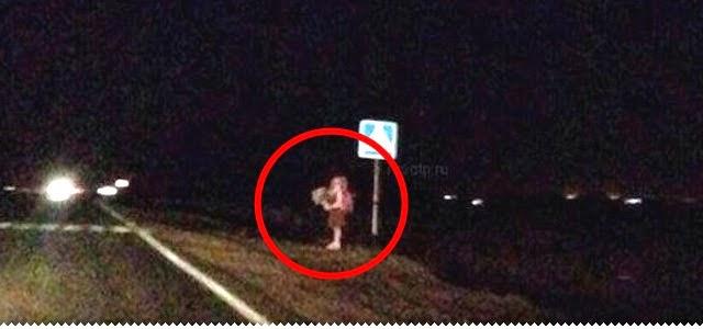 Hipernovas: Você dirige por uma rodovia de madrugada e de repente vê uma menininha querendo atravessar... (05 Imagens)