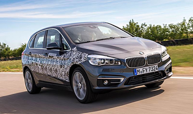 2016 BMW 2 Series Active Tourer with eDrive