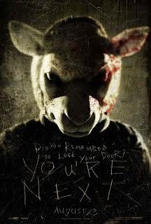 You're Next (Tú eres el siguiente) (2013)  [DVD-Rip]
