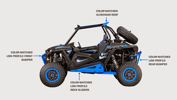 2015 RZR XP 1000 Desert Edition