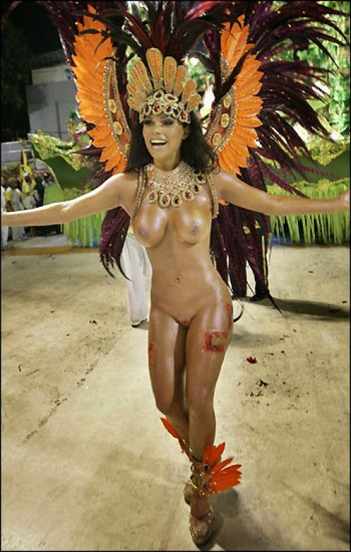 Gras mardi nude video woman