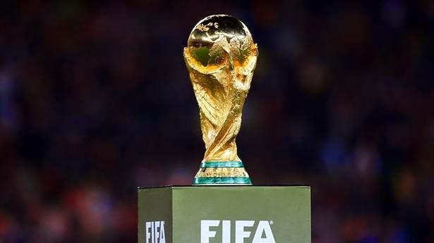 Ini dia Hasil Undian Babak Grup Piala Dunia 2014