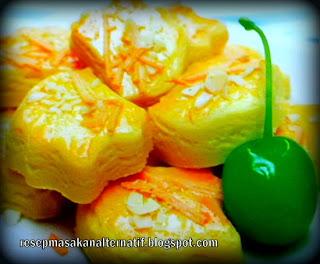 Resep Kue Kering Almond Keju