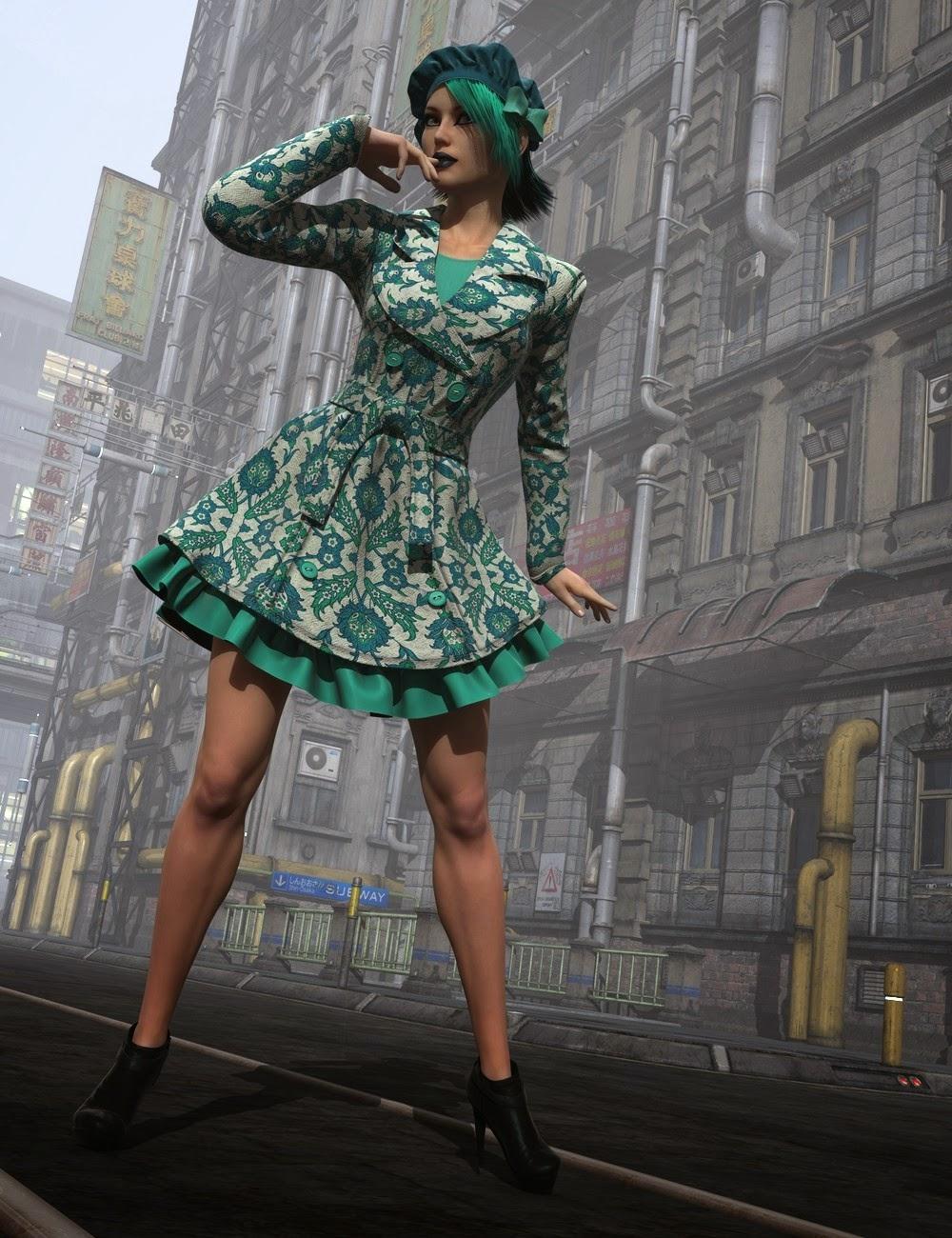 LNA Tokyo pour Genèse 2 Femme