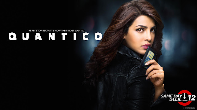 poster, quantico, abc, tv, television, series, fbi, hollywood, bollywood, priyanka, chopra, miss world, actress, star, celebrity, india, programme, trending, super, hit, beautiful, hot