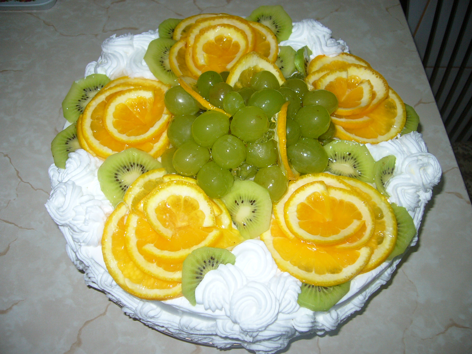 Tort De Fructe