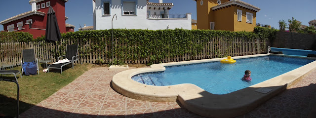 Private Pool Villa Spain