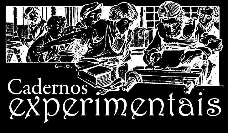 cadernos experimentais