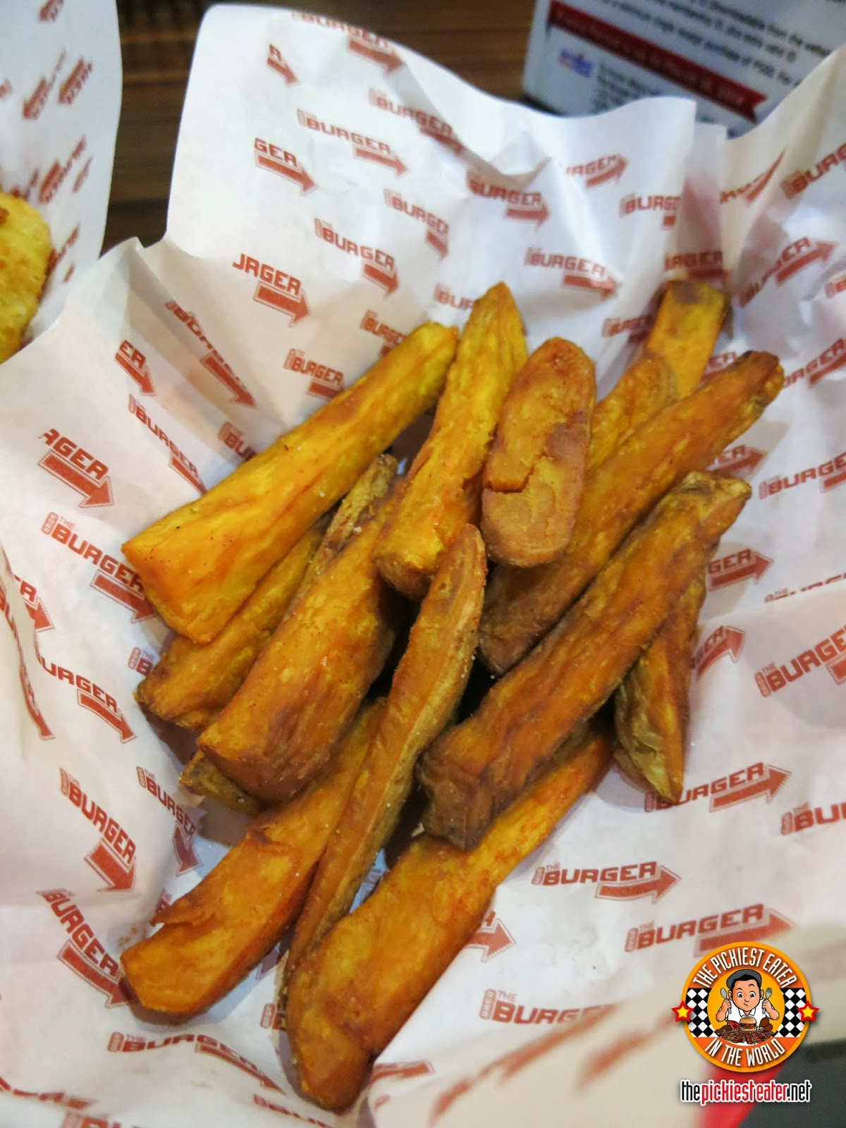 BRGR Project Makati sweet potato fries