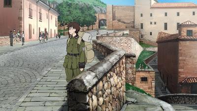 Sora no Woto turismo Cuenca japoneses
