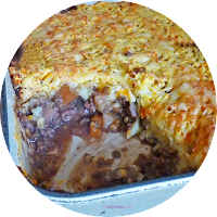 low fat Shepherds Pie