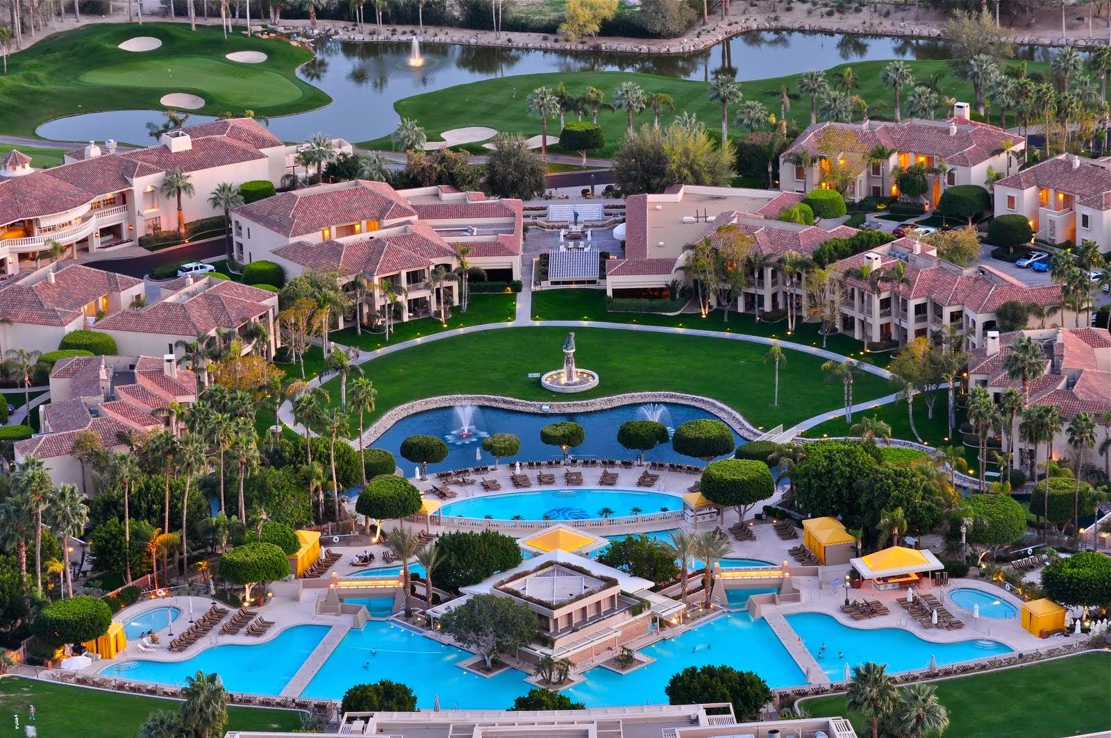 luxury hotels: the phoenician scottsdale