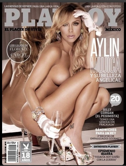 Aylin Mujica Playboy Mexico Marzo 2013 | Fotos