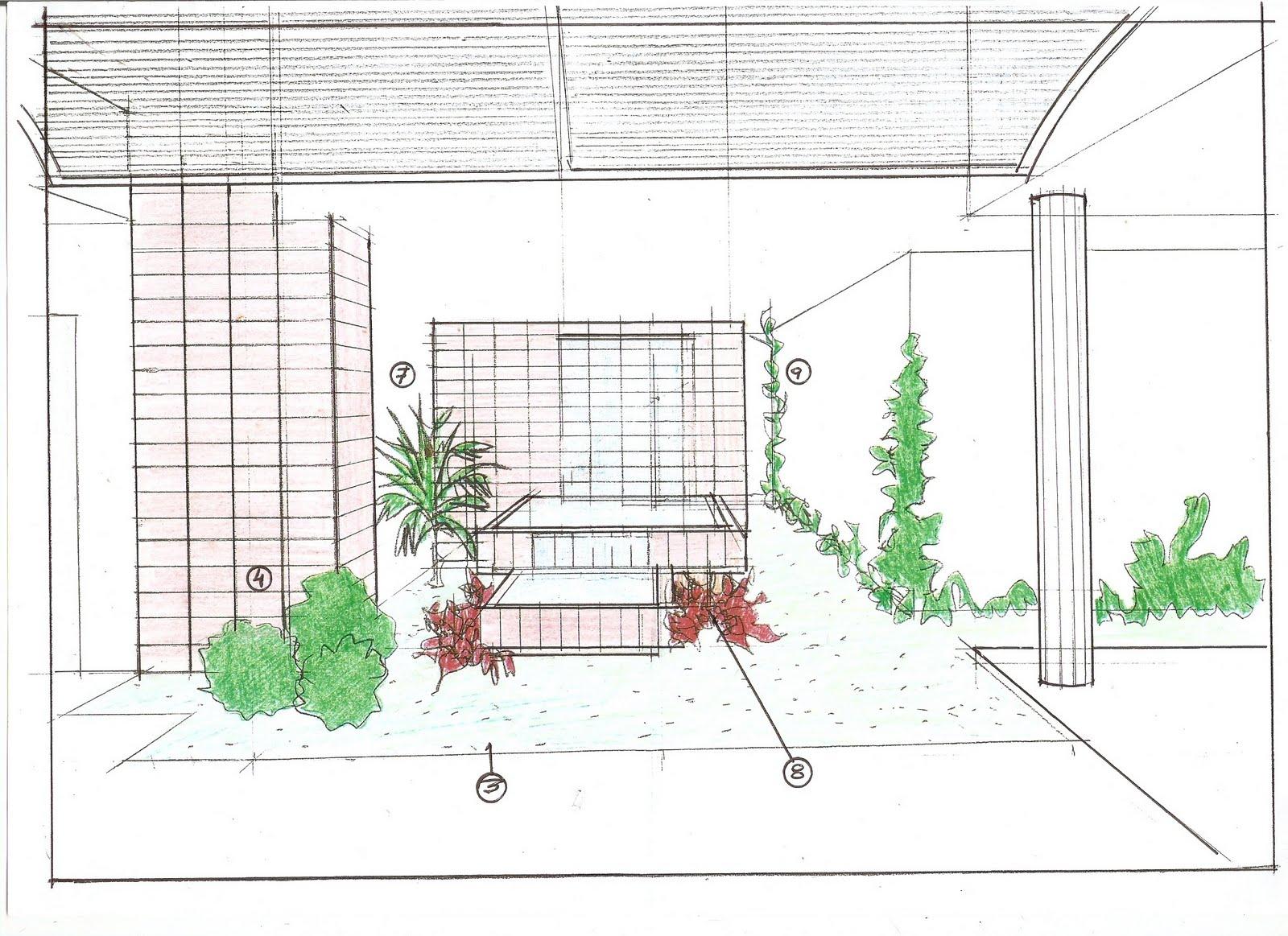mobiliario de jardim em leiria:RW PAISAGISMO: PRANCHETA: JARDIM HOSPITAL DE OLHOS LEIRIA DE ANDRADE