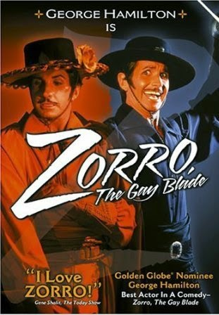 Zorro: The Gay Blade, film