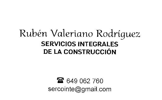 Para tu nueva obra o reformas en toda La Gomera