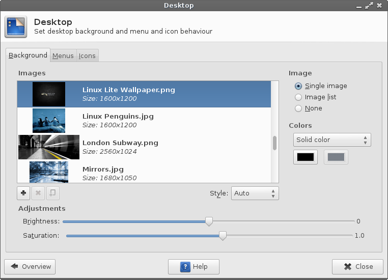 Change-background-Linux-Lite
