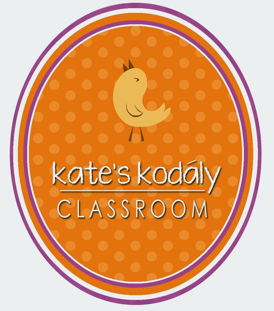 Kate's Kodaly Classroom