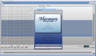 HarmonyPlayer