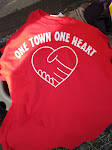 One Town One Heart チャリT