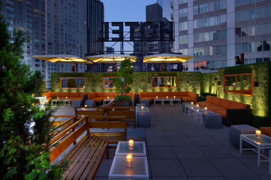 View A Space Unique Nyc Rooftop Lounges Real Data