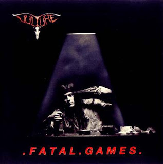 Vulture - Fatal Games (1990)