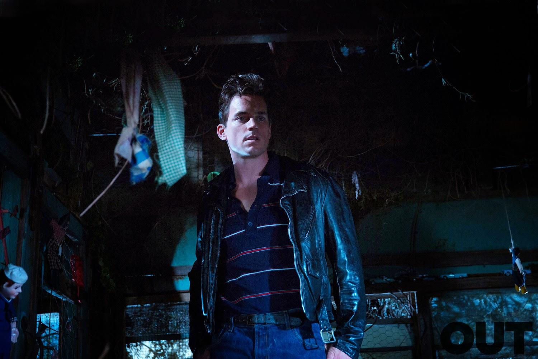 Primera imagen de Matt Bomer en 'American Horror Story: Freak Show'