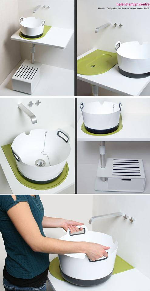 Creative Washbasins and Cool Washbasin Designs (15) 12