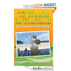 If you're planning a trip to Thailand to train Muay Thai & MMA - Read my book first, trust me.
