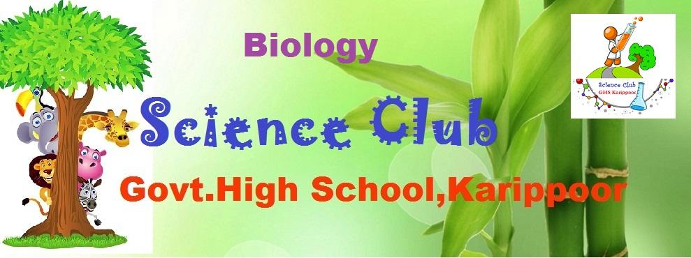 Biology GHS karippoor