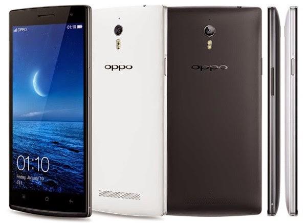 Info Daftar Harga Oppo Smartphone Bulan Januari 2015