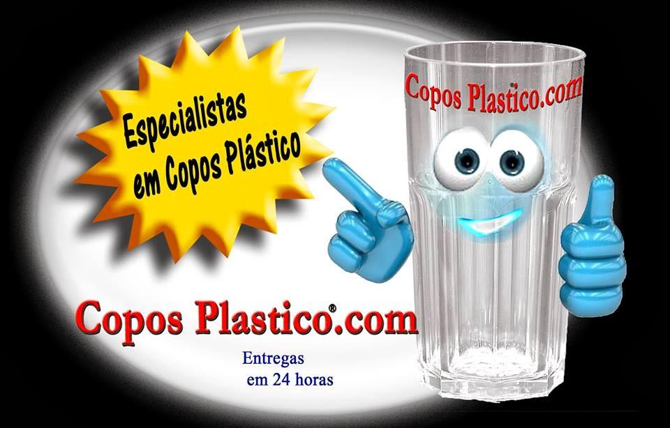 Copos Plástico