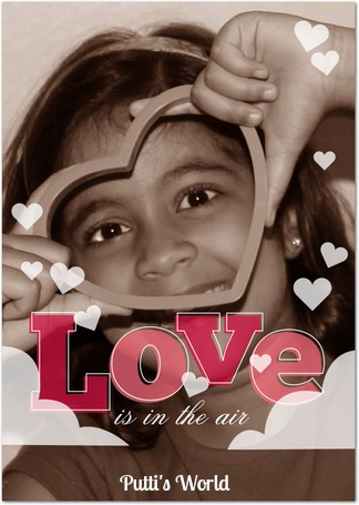 Easy Valentines Day Kids Photo Cards