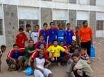 فريق شباب حمدي الرياضي والثقافي من اليمن عدن