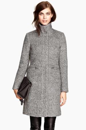 abrigo mujer H&M