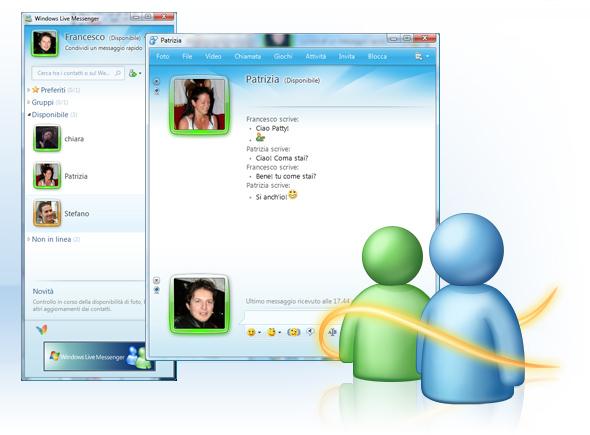 windows live messenger kostenlos 2013
