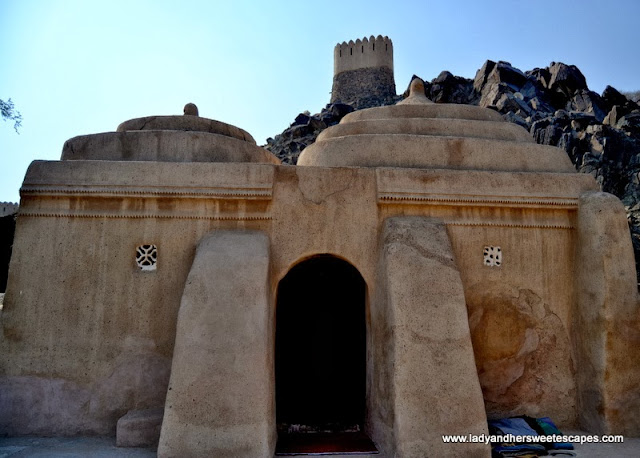 Al Badiyah Archaeological Mosque 2