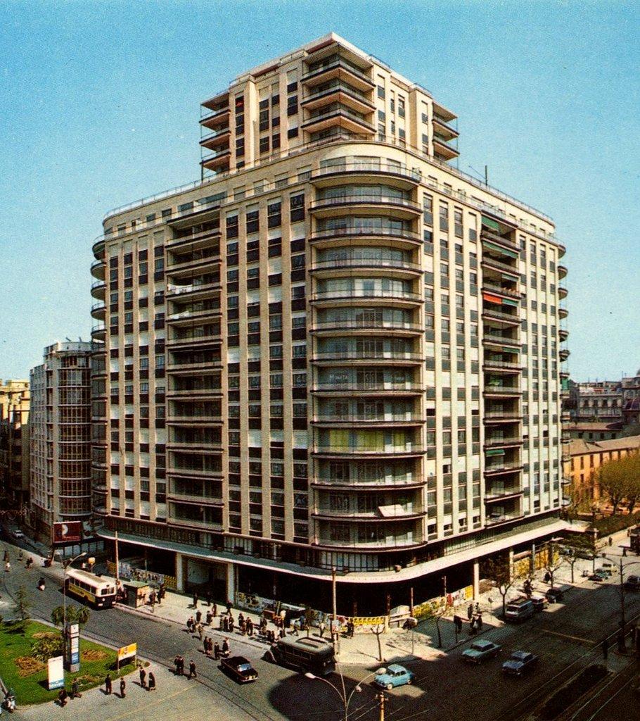 Finca de hierro 1954 62 f g arquitecta valencia - Empresas de construccion valencia ...