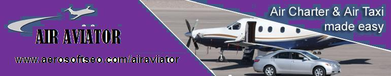 AirAviator Air Charter Services