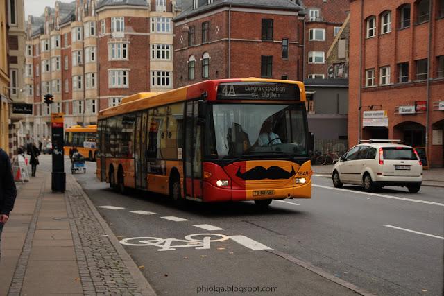 центр Копенгагена