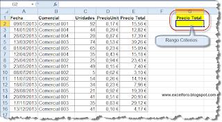 VBA: Los decimales y los filtros avanzados con macros.