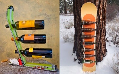 Ideas para Reciclar Patinetas