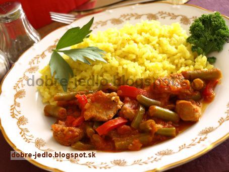 Džuveč so zeleninou - recepty
