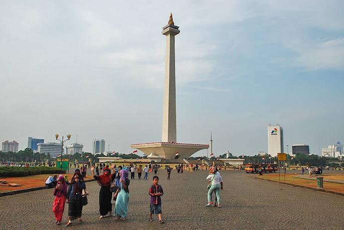 Plaza Merdeka de Yakarta